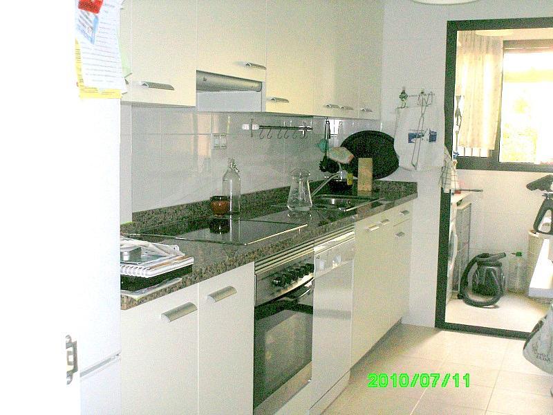 Cocina - Bajo en alquiler en calle Sillares, Benajarafe - 148509111