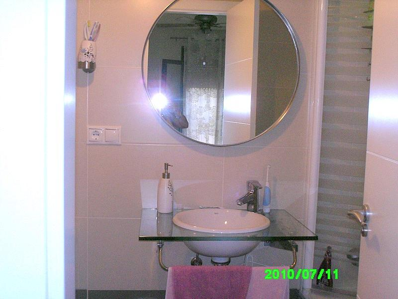 Baño - Bajo en alquiler en calle Sillares, Benajarafe - 148509112
