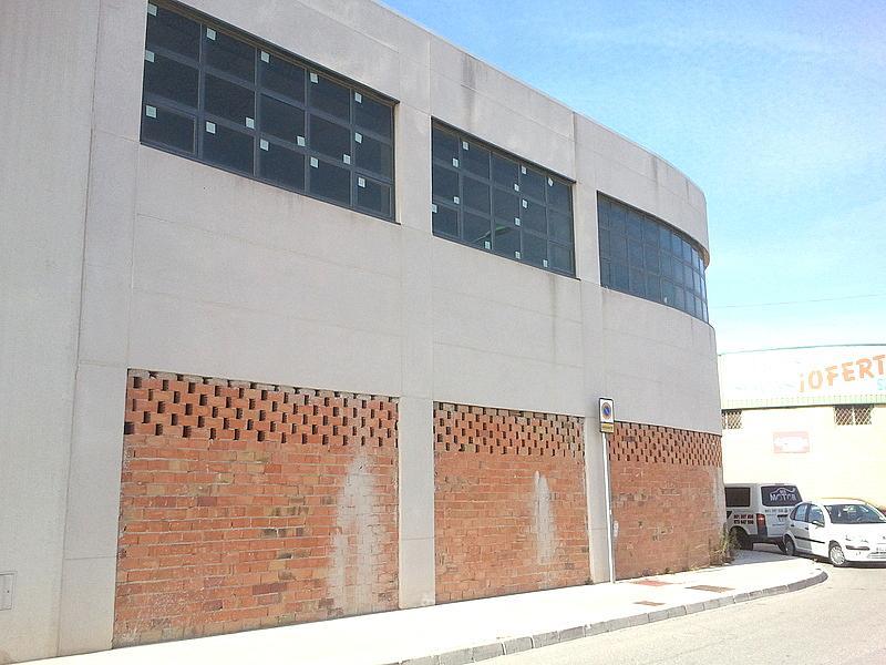 Fachada - Local comercial en alquiler en calle Carril de la Guetara, Teatinos en Málaga - 177572475