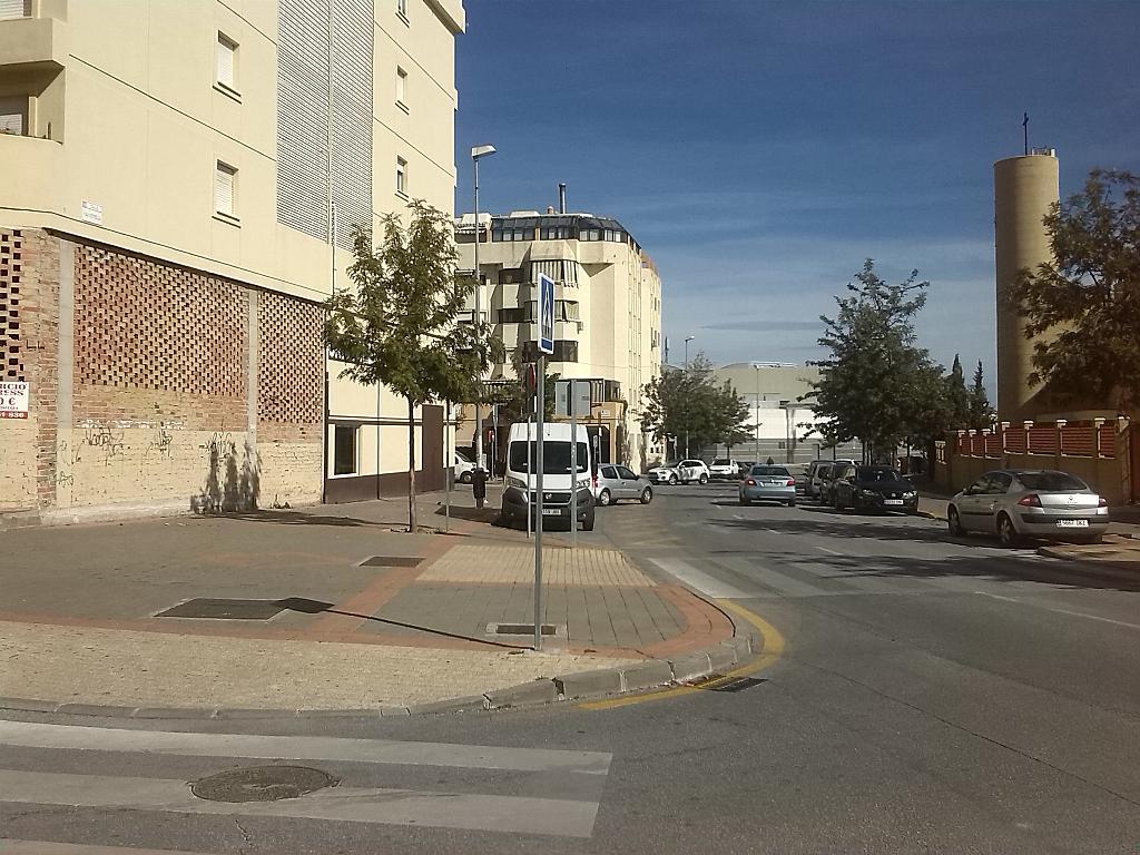 Fachada - Local comercial en alquiler en calle Mefistoteles, El Cónsul-Ciudad Universitaria en Málaga - 177573765