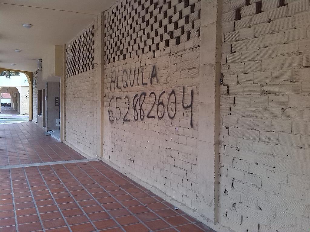 Local comercial en alquiler en calle Robinson Crusoe, Teatinos-Universidad en Málaga - 186131168