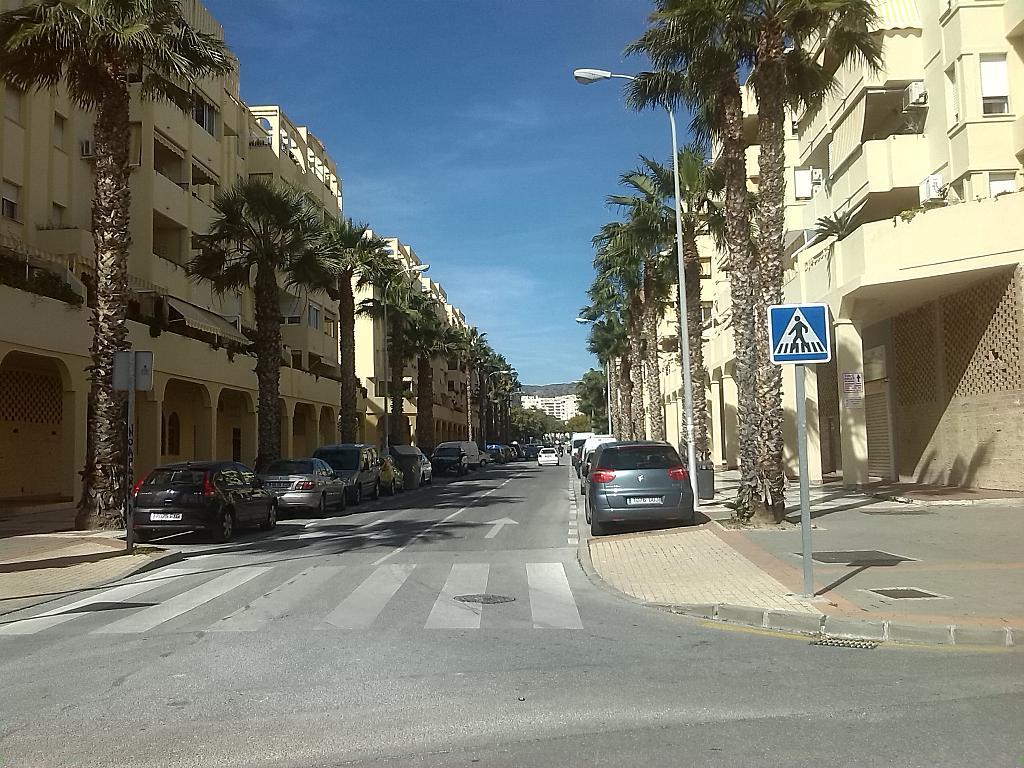 Fachada - Local comercial en alquiler en calle Robinson Crusoe, Teatinos-Universidad en Málaga - 185351279