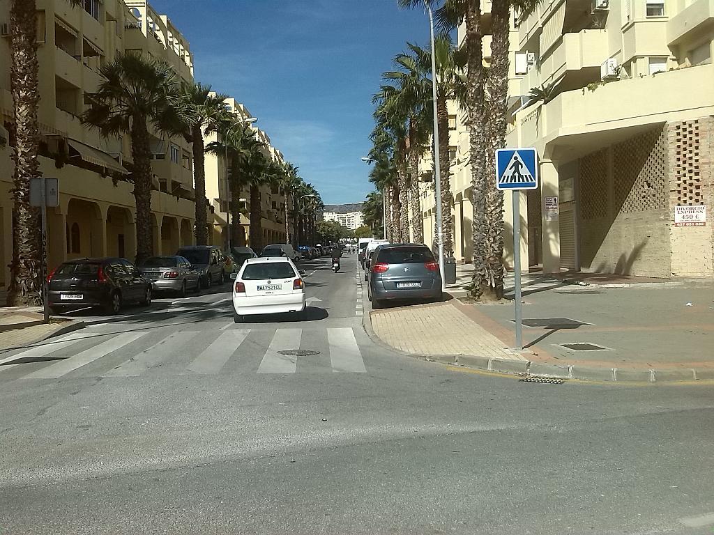 Fachada - Local comercial en alquiler en calle Robinson Crusoe, Teatinos-Universidad en Málaga - 185351280
