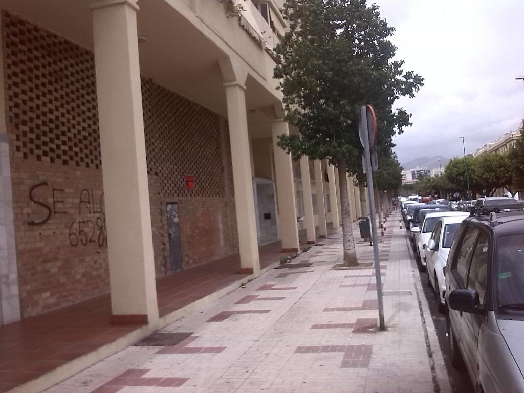 Local comercial en alquiler en calle Robinson Crusoe, El Cónsul-Ciudad Universitaria en Málaga - 186131155