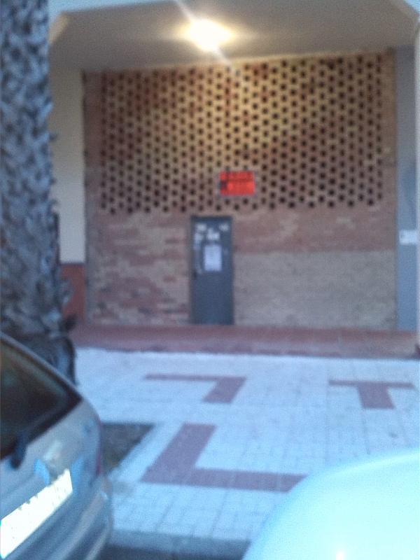 Fachada - Local comercial en alquiler en calle Mefistofeles, El Cónsul-Ciudad Universitaria en Málaga - 185351315