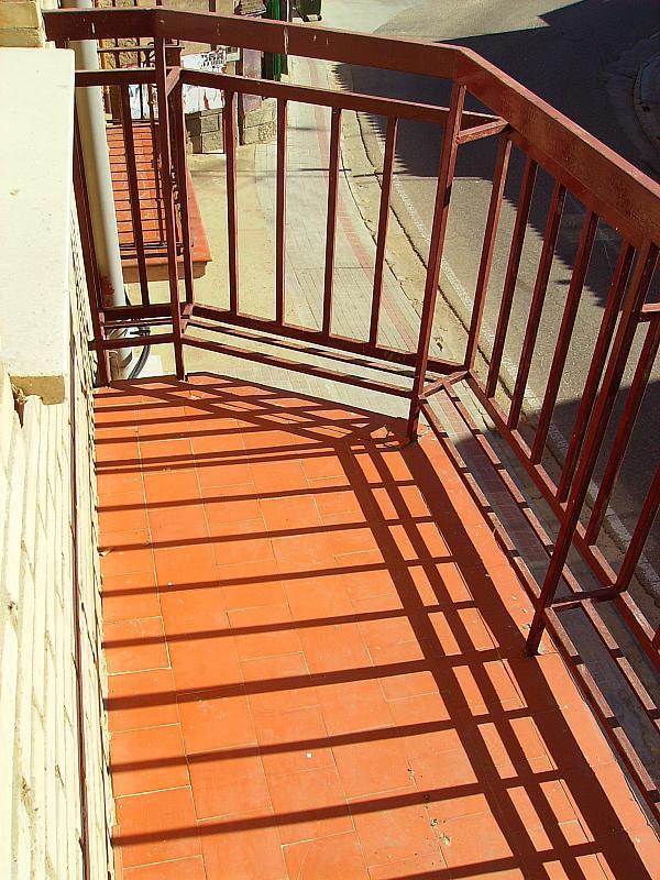 Balcón - Piso en alquiler en calle Requejo, Coreses - 253563803
