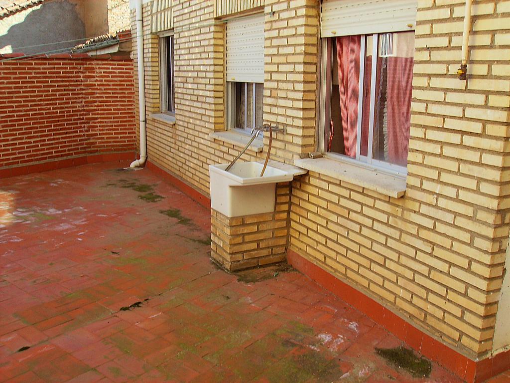 Patio - Piso en alquiler en calle Requejo, Coreses - 253563838