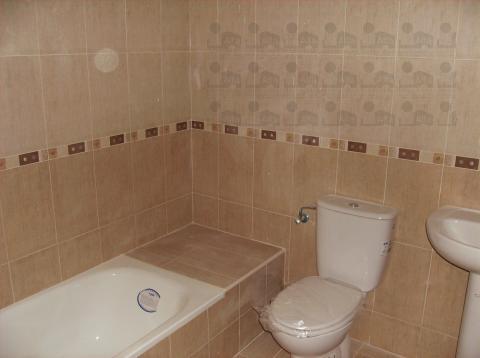 Baño - Piso en alquiler opción compra en calle Cura Santiago, Zamora - 45437675