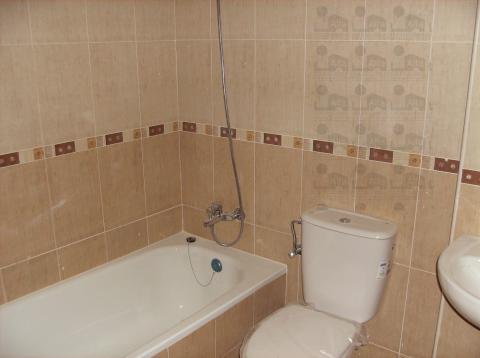 Baño - Piso en alquiler opción compra en calle Cura Santiago, Morales del Vino - 45438410
