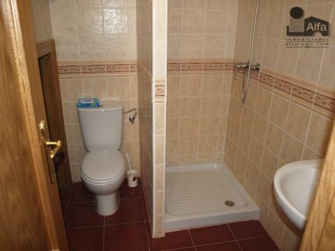 Baño - Casa pareada en alquiler opción compra en calle Aurora, Moraleja del Vino - 46931822