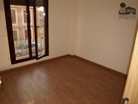 Dormitorio - Casa pareada en alquiler opción compra en calle Aurora, Moraleja del Vino - 46931853
