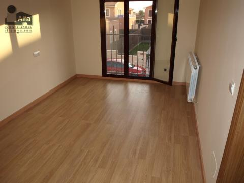 Dormitorio - Casa pareada en alquiler opción compra en calle Aurora, Moraleja del Vino - 46931862