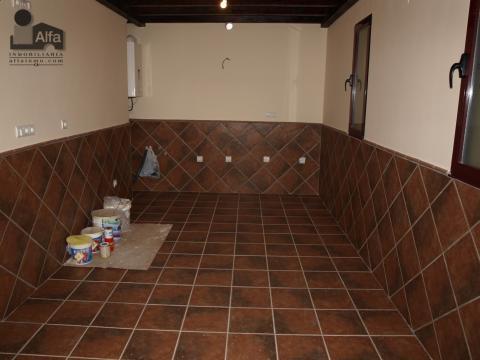 Garaje - Casa pareada en alquiler opción compra en calle Aurora, Moraleja del Vino - 46931870