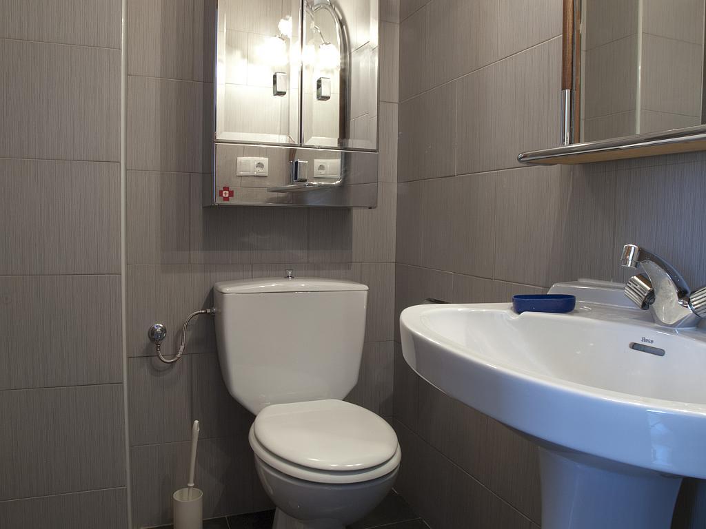 Baño - Piso en alquiler en calle Peña de Francia, Zamora - 138696897