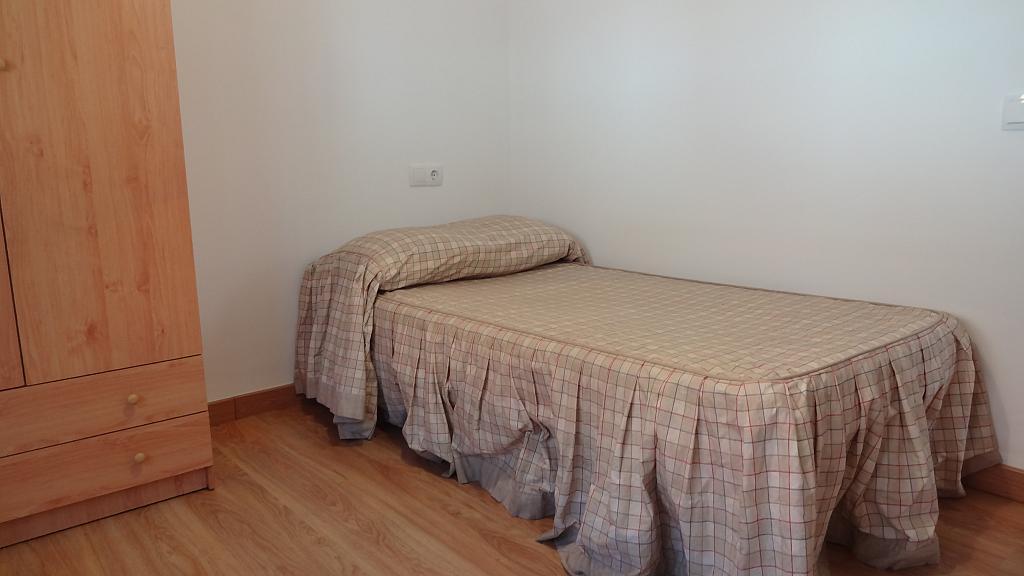 Dormitorio - Piso en alquiler en calle Peña de Francia, Zamora - 146464097