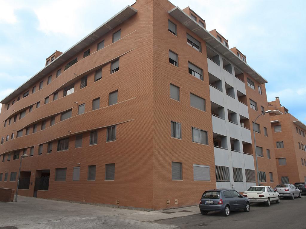 Fachada - Piso en alquiler en calle Cañaveral, Zamora - 187234740