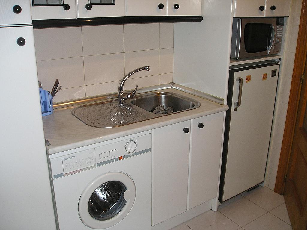 Cocina - Piso en alquiler en calle Villalpando, Zamora - 202142854