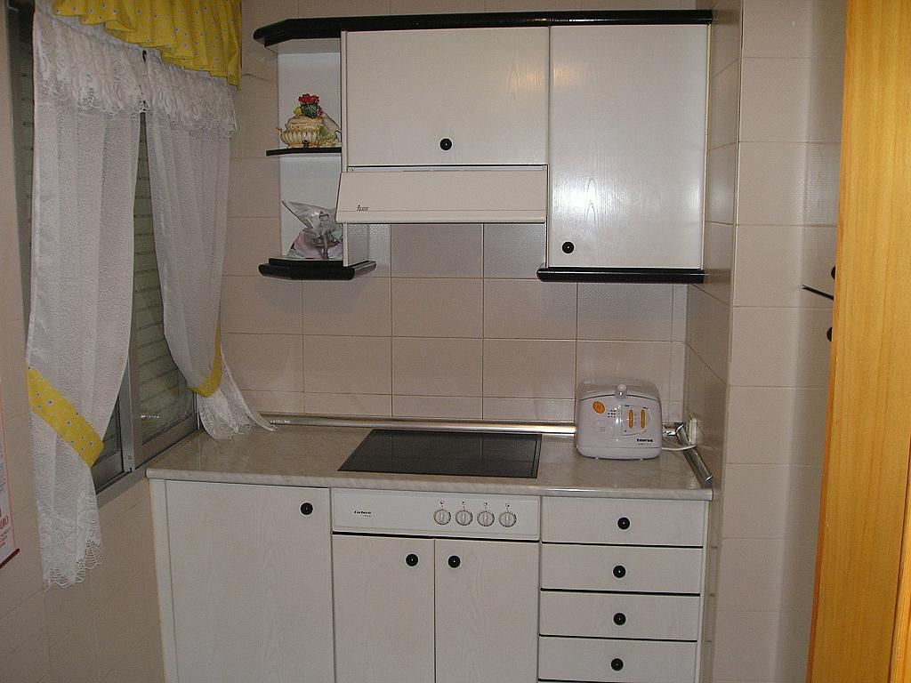 Cocina - Piso en alquiler en calle Villalpando, Zamora - 202142871