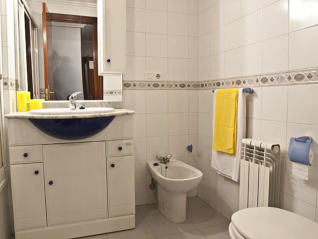 Baño - Piso en alquiler en calle Salamanca, Zamora - 232167562