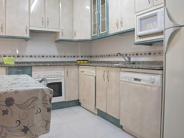 Cocina - Piso en alquiler en calle Salamanca, Zamora - 232167566