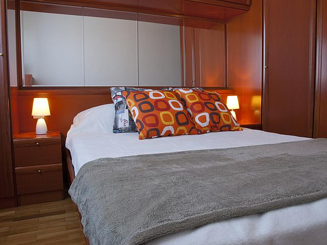 Dormitorio - Piso en alquiler en calle Salamanca, Zamora - 232167672