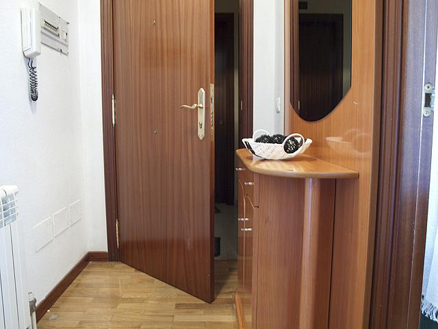 Pasillo - Piso en alquiler en calle Salamanca, Zamora - 232167695
