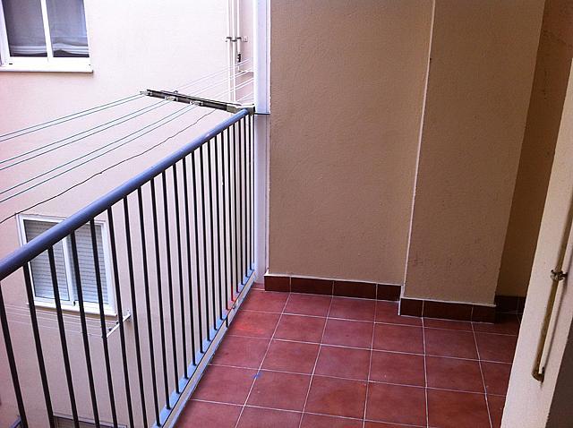 Terraza - Piso en alquiler en calle Salamanca, Zamora - 232167750