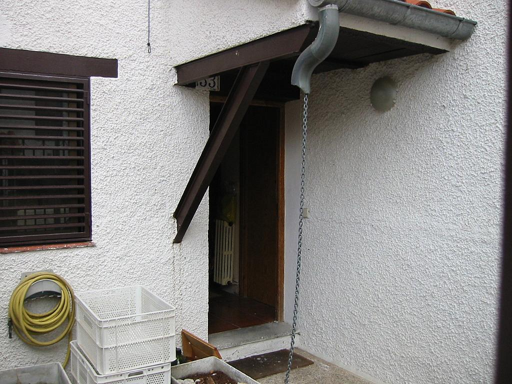 Fachada - Casa adosada en alquiler en calle Castaño, Soto del Real - 321208033