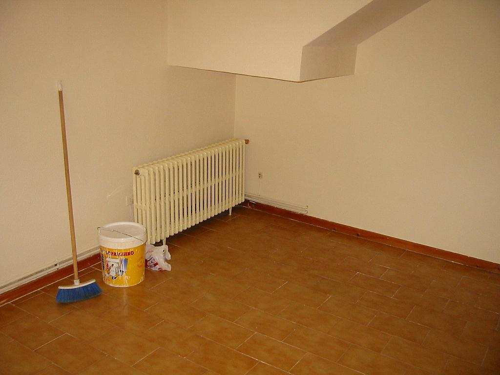 Salón - Casa adosada en alquiler en calle Castaño, Soto del Real - 321208043