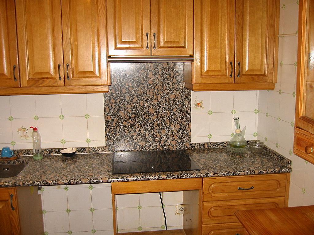 Cocina - Casa adosada en alquiler en calle Castaño, Soto del Real - 321208048