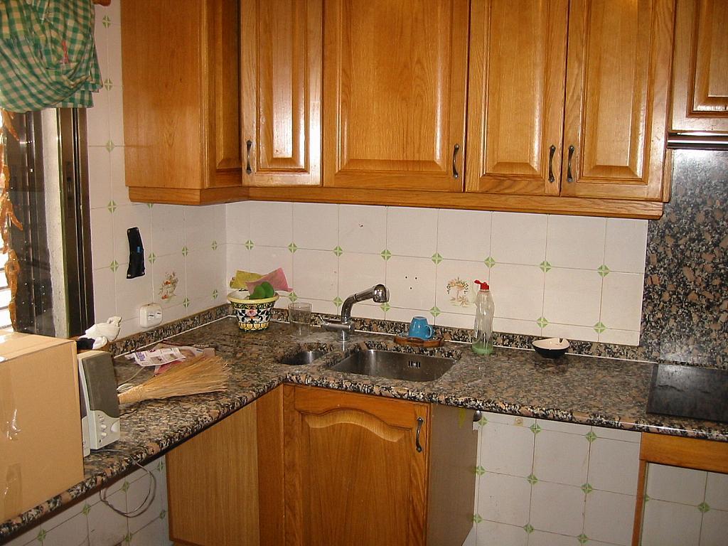 Cocina - Casa adosada en alquiler en calle Castaño, Soto del Real - 321208054