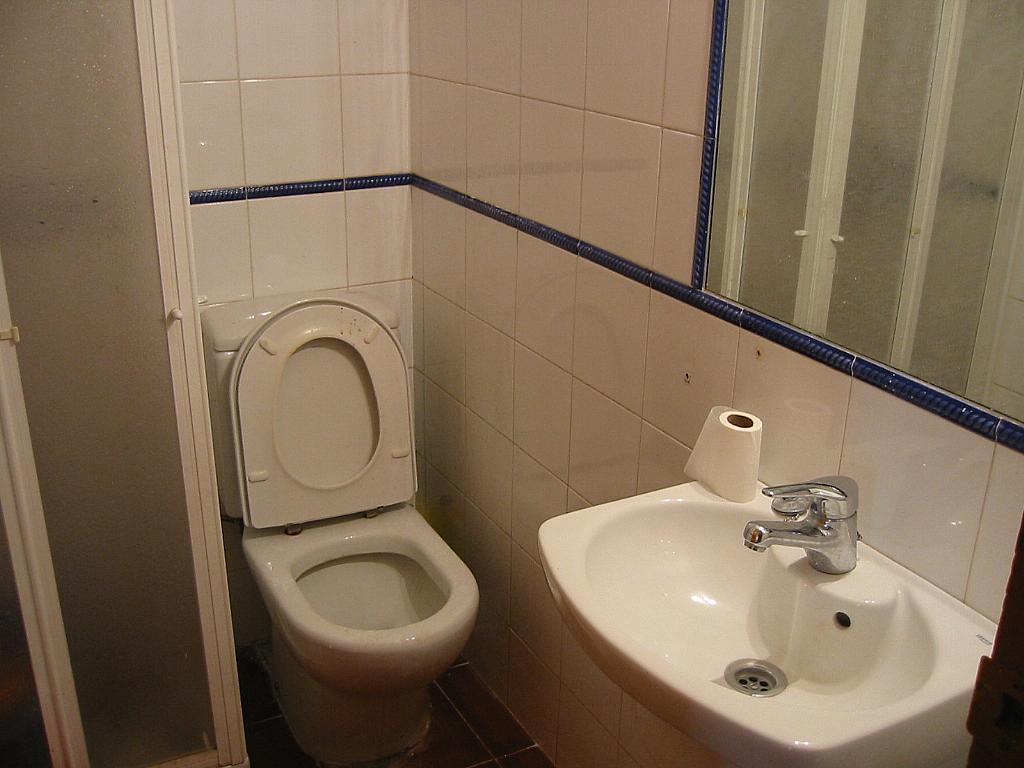 Baño - Casa adosada en alquiler en calle Castaño, Soto del Real - 321208058