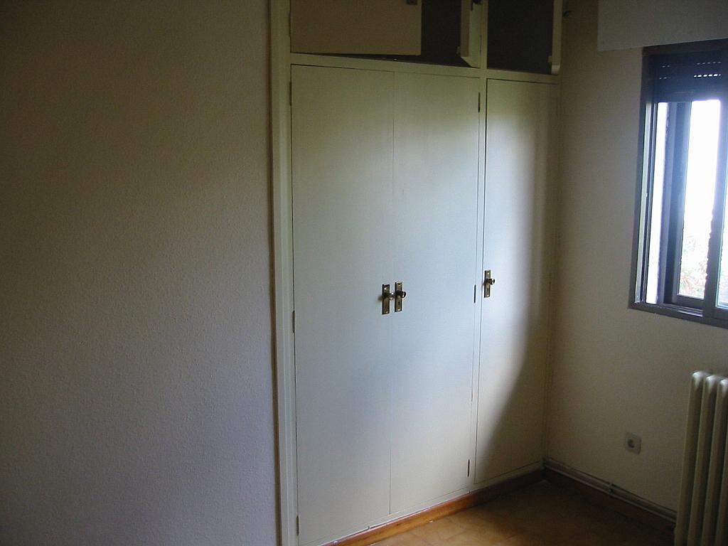 Dormitorio - Casa adosada en alquiler en calle Castaño, Soto del Real - 321208067