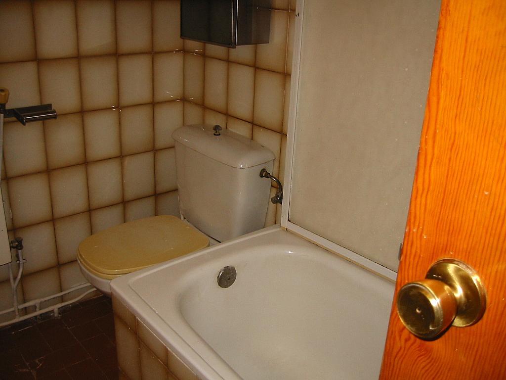 Baño - Casa adosada en alquiler en calle Castaño, Soto del Real - 321208100