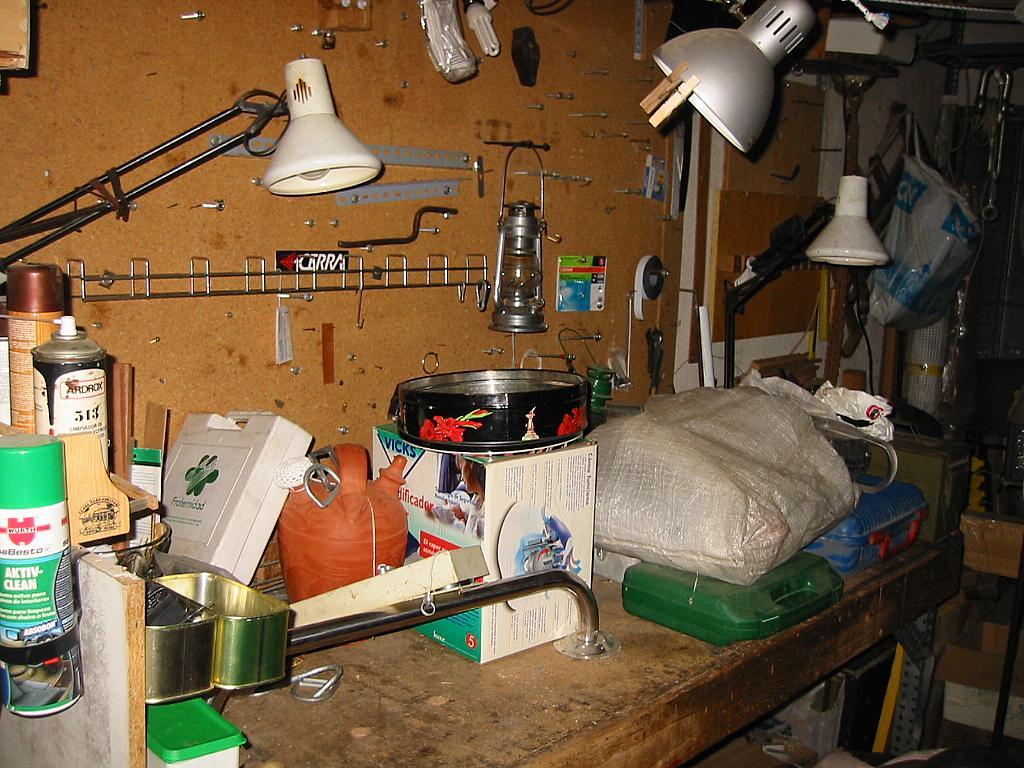 Garaje - Casa adosada en alquiler en calle Castaño, Soto del Real - 321208109