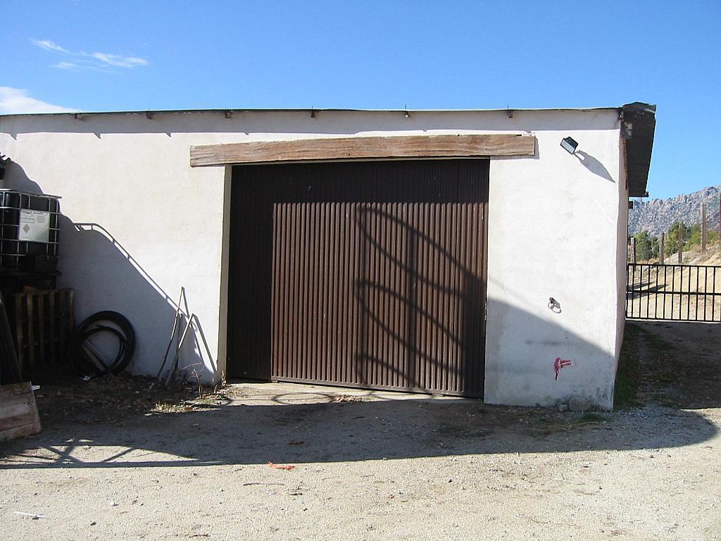 Nave en alquiler en calle Camino de la Sierra, Soto del Real - 215416432
