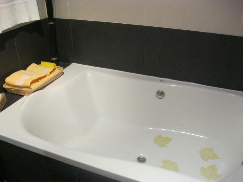 Baño - Casa rural en alquiler de temporada en calle Aquiles, Sacedón - 84869346
