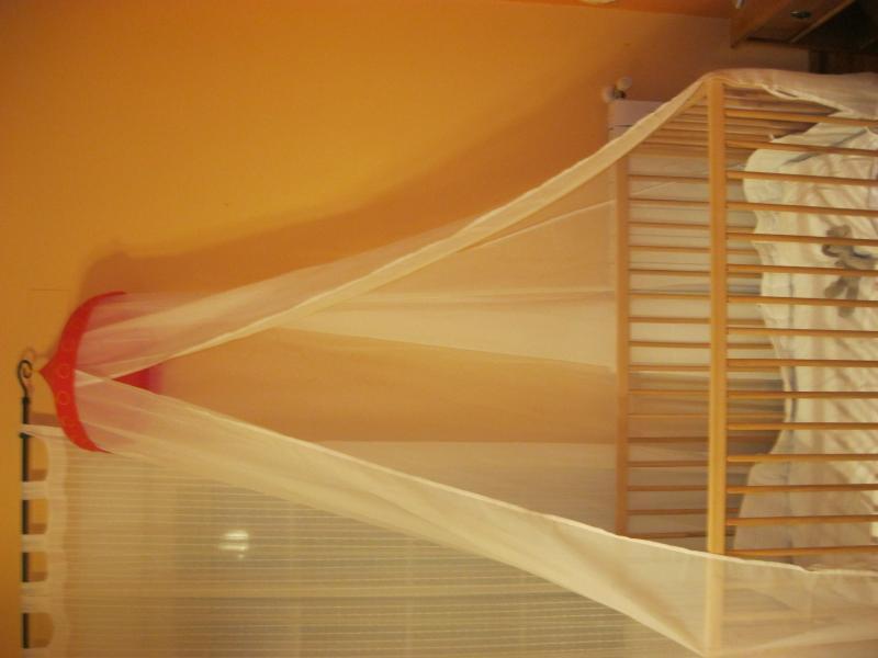 Dormitorio - Casa rural en alquiler de temporada en calle Aquiles, Sacedón - 84870276