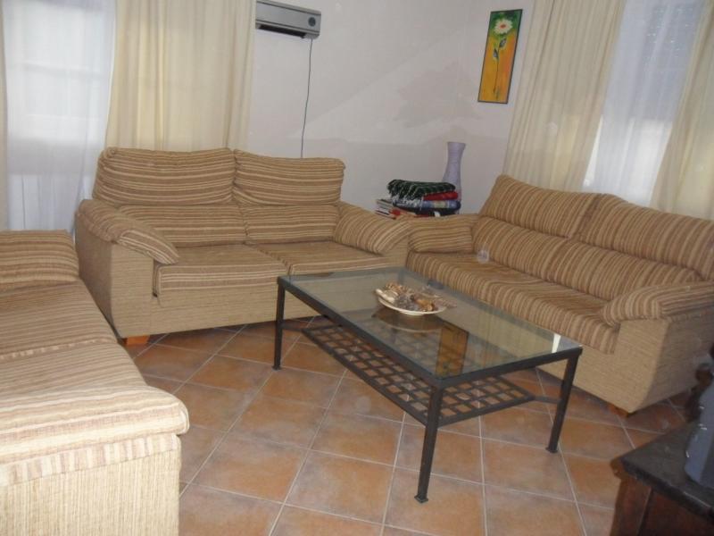 Salón - Casa rural en alquiler de temporada en calle Aquiles, Sacedón - 84870391