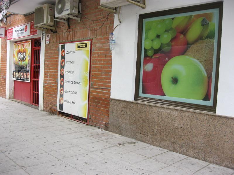 Fachada - Local en alquiler en calle Pintor Rafael Boti, San Martín de la Vega - 123290286