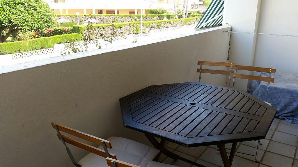 Dúplex en alquiler de temporada en calle Jacinto Benavente, Playa Mucha Vista en Campello (el) - 282802117