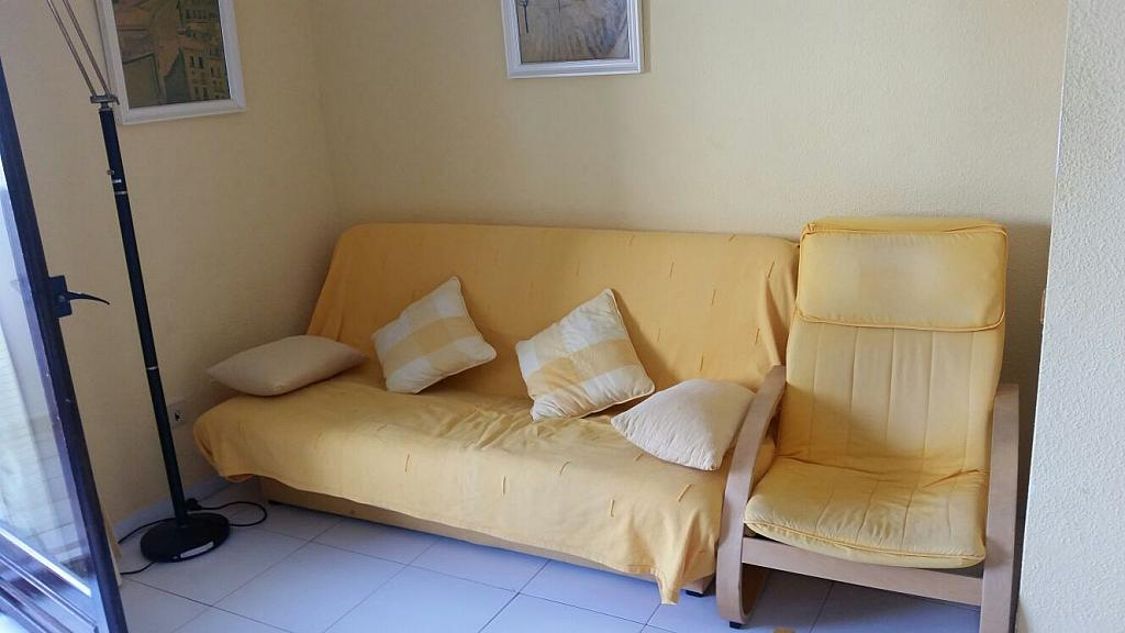 Dúplex en alquiler de temporada en calle Jacinto Benavente, Playa Mucha Vista en Campello (el) - 282802123
