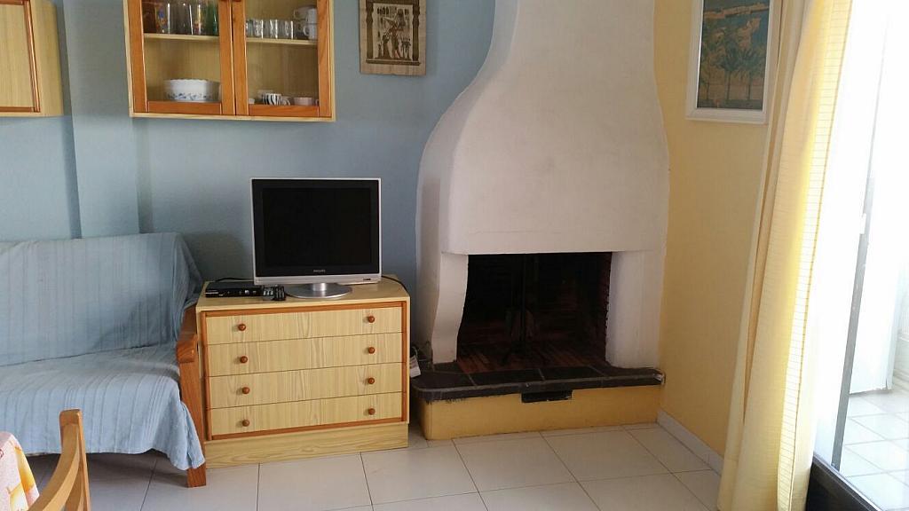 Dúplex en alquiler de temporada en calle Jacinto Benavente, Playa Mucha Vista en Campello (el) - 282802138