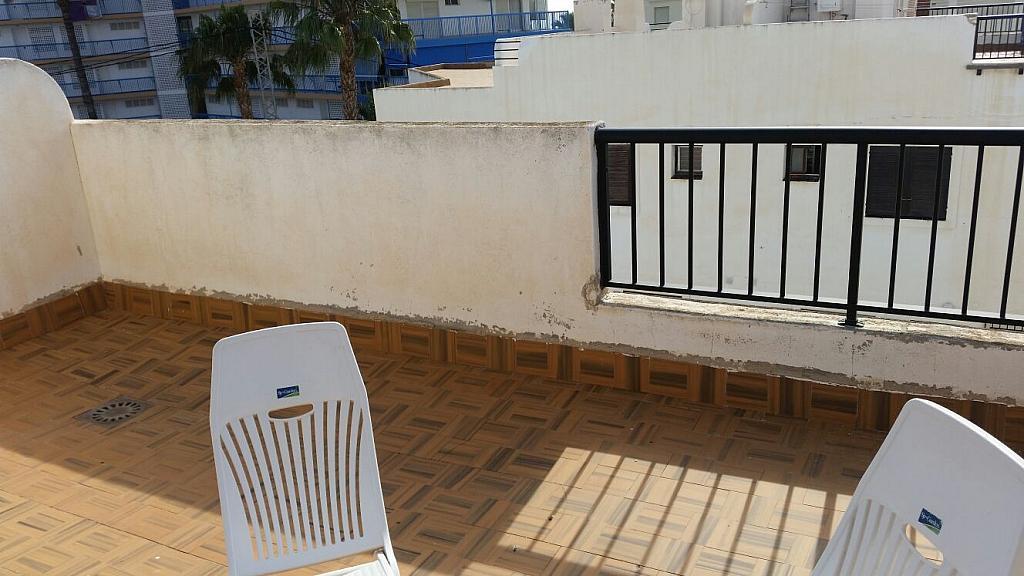 Dúplex en alquiler de temporada en calle Jacinto Benavente, Playa Mucha Vista en Campello (el) - 282802146