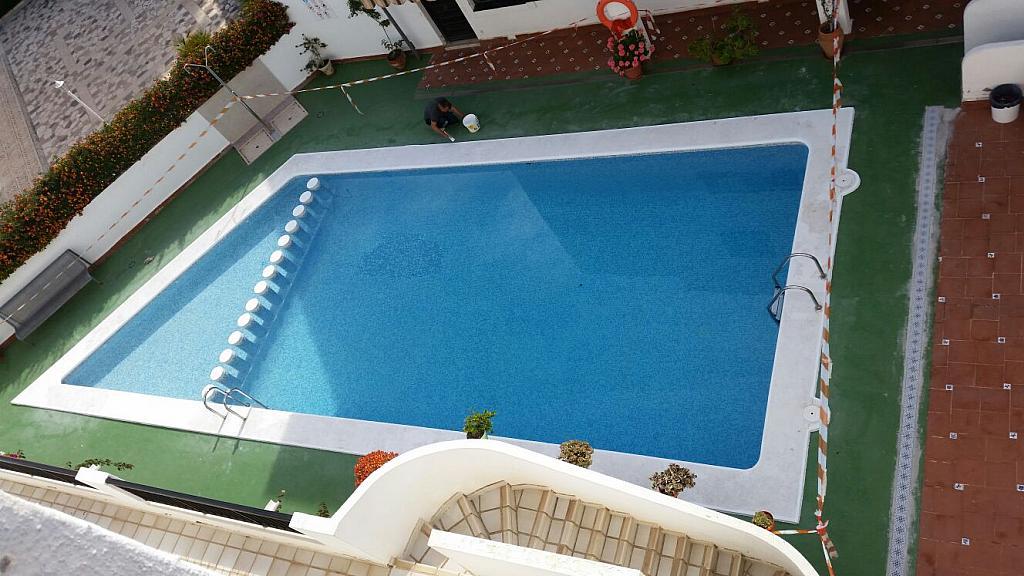 Dúplex en alquiler de temporada en calle Jacinto Benavente, Playa Mucha Vista en Campello (el) - 282802147