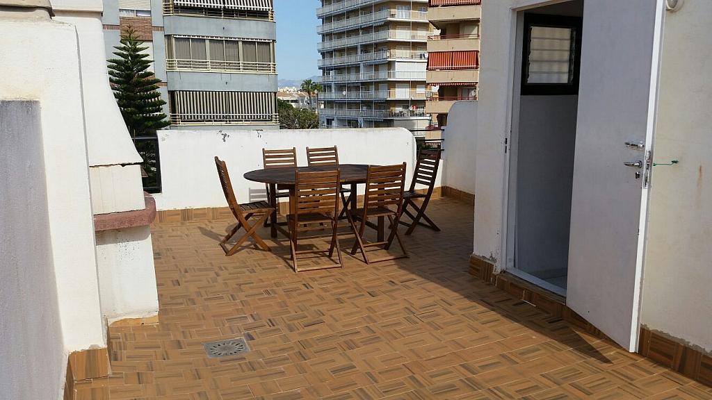 Dúplex en alquiler de temporada en calle Jacinto Benavente, Playa Mucha Vista en Campello (el) - 282802155