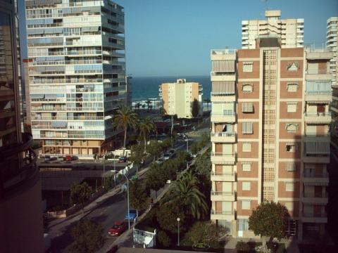 Apartamento en alquiler de temporada en calle Benidorm, Playa de San Juan - 22372927