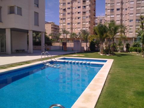 Piso en alquiler de temporada en calle Carmelo Simon Pla, Playa de San Juan - 23664702