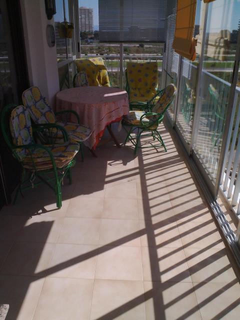 Piso en alquiler de temporada en calle Camino de Muchavista, Playa de San Juan - 23667550