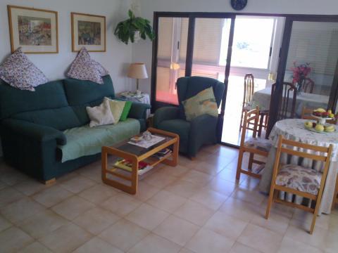 Piso en alquiler de temporada en calle Camino de Muchavista, Playa de San Juan - 23667554